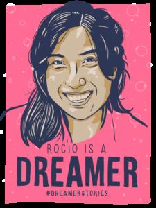 Rocio is a Dreamer